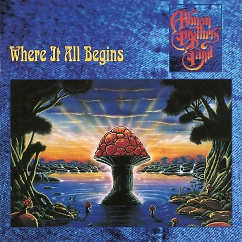 Alliance The Allman Brothers Band - Where It All Begins thumbnail