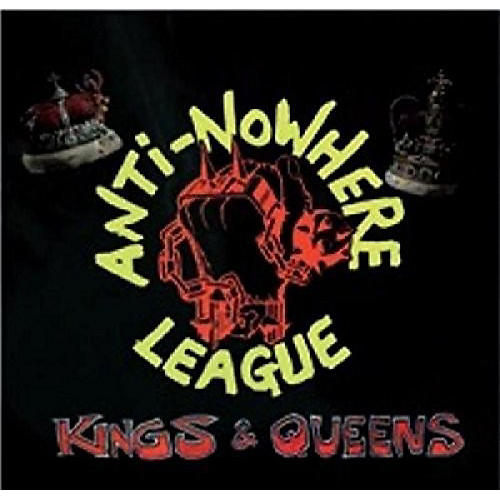 Alliance The Anti-Nowhere League - Kings & Queens thumbnail