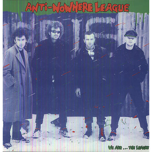 Alliance The Anti-Nowhere League - We Are...The League thumbnail