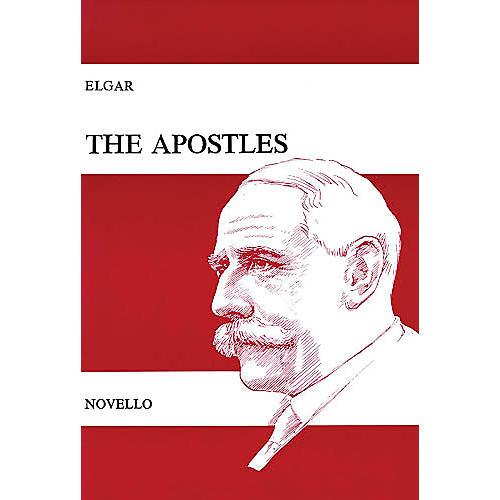 Novello The Apostles  - Op. 49 SATB thumbnail