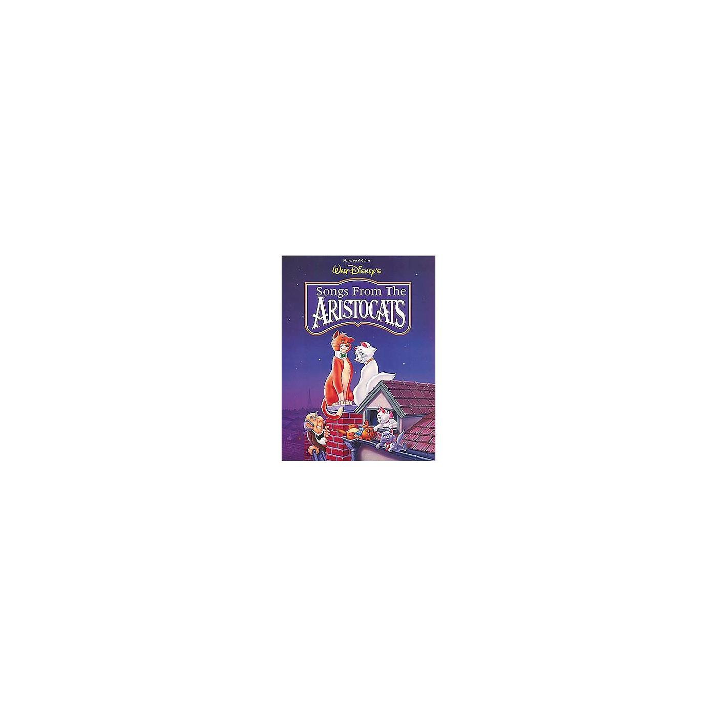 Hal Leonard The Aristocats Piano, Vocal, Guitar Songbook thumbnail