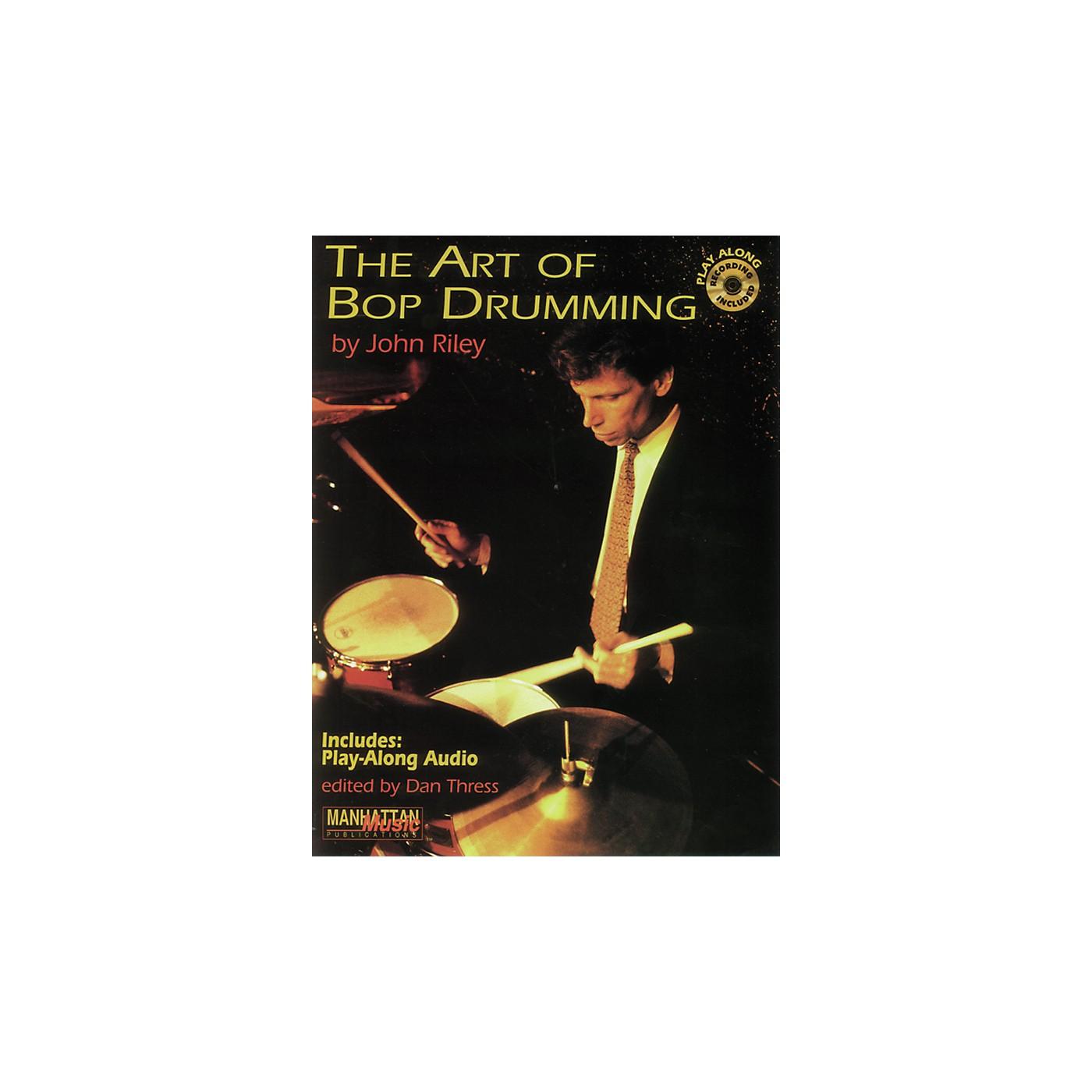 Alfred The Art Of Bop Drumming (Book/CD) thumbnail