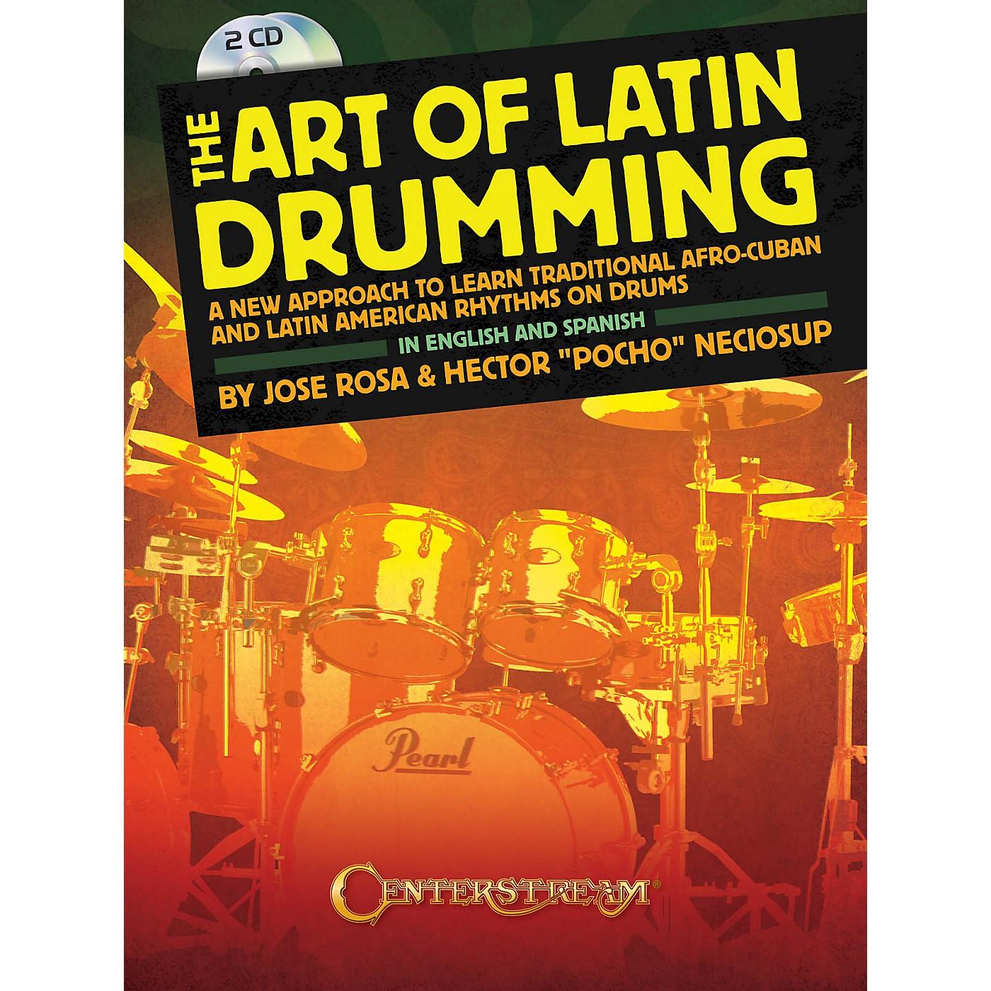 Centerstream Publishing The Art Of Latin Drumming (Book/ 2CDs) thumbnail