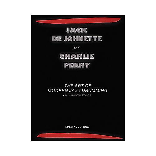 Hal Leonard The Art Of Modern Jazz Drumming thumbnail