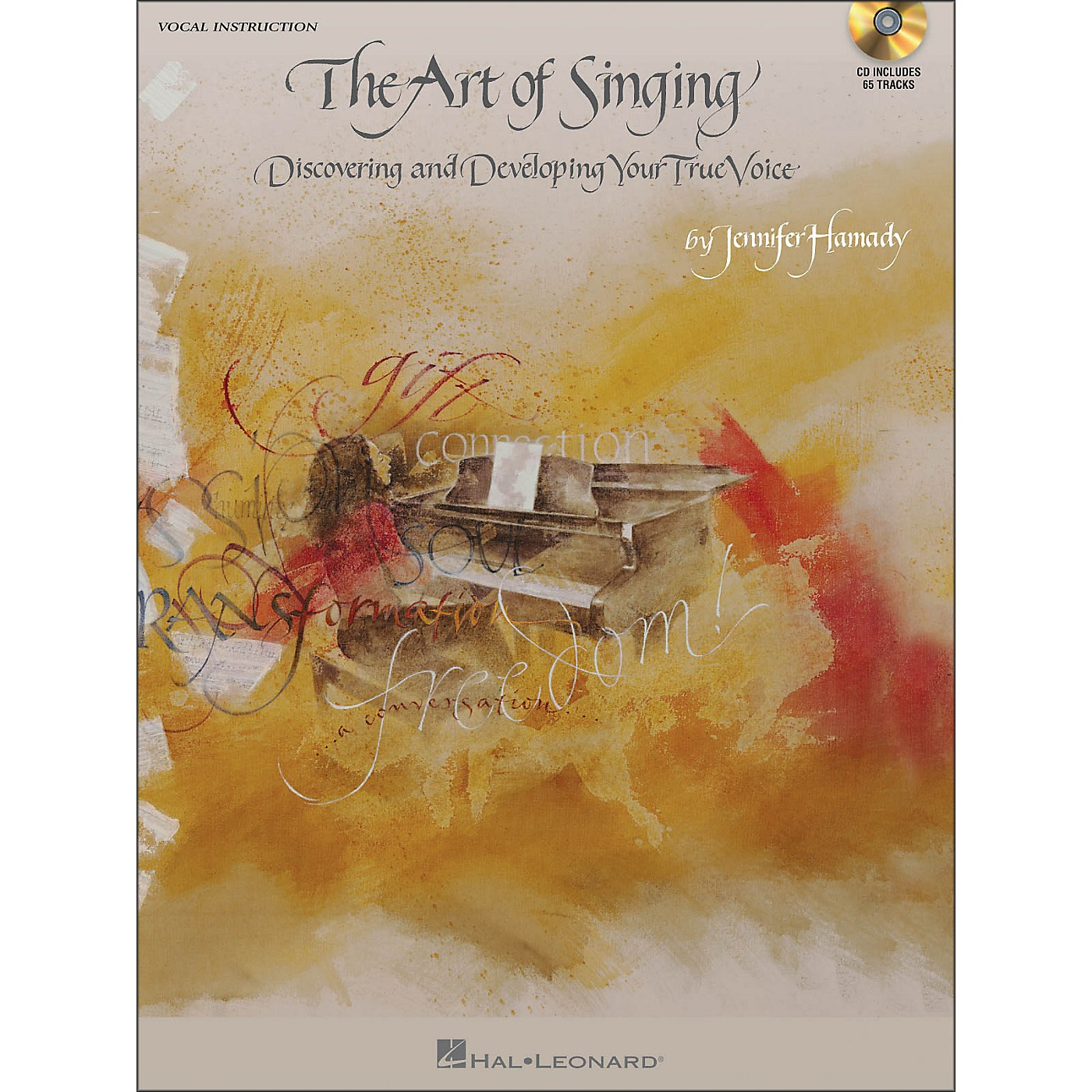 Hal Leonard The Art Of Singing - Discovering And Developing Your True Voice thumbnail
