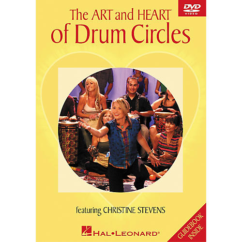 Hal Leonard The Art and Heart of Drum Circles (DVD) thumbnail