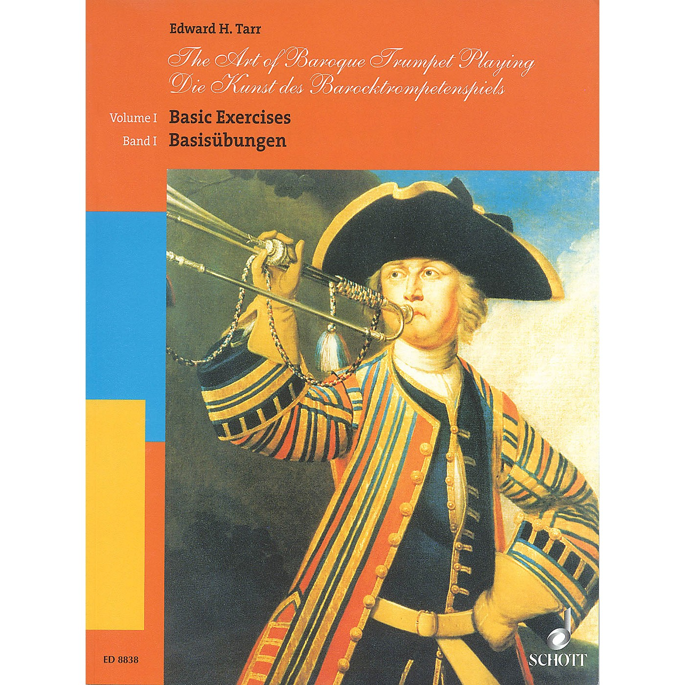 Schott The Art of Baroque Trumpet Playing (Volume 1: Basic Exercises) Schott Series thumbnail