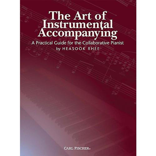 Carl Fischer The Art of Instrumental Accompanying (Book) thumbnail
