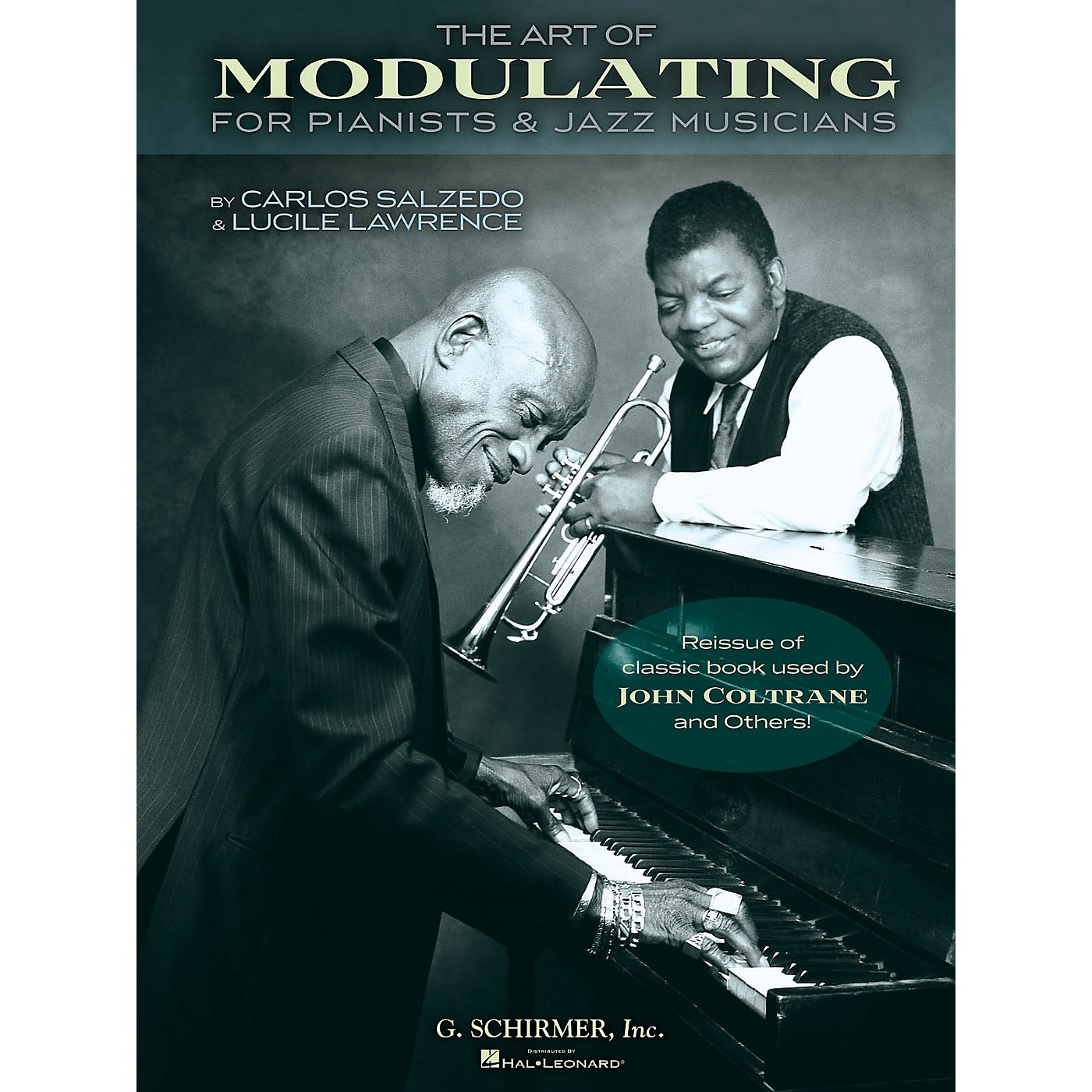 G. Schirmer The Art of Modulating (For Pianists and Jazz Musicians) Instructional Series Softcover by Carlos Salzedo thumbnail