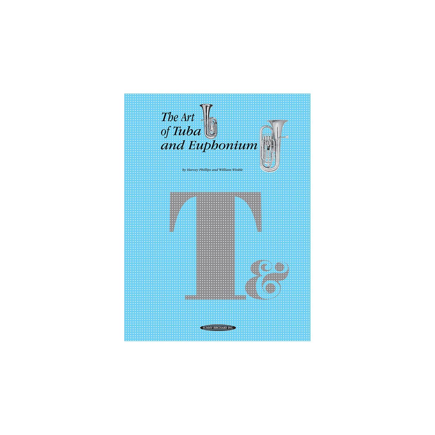 Alfred The Art of Tuba and Euphonium Playing thumbnail
