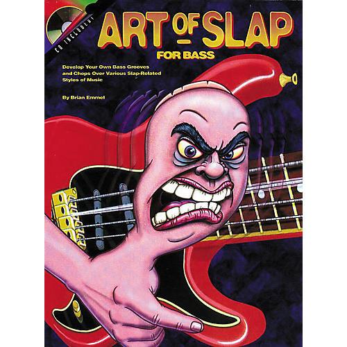 Hal Leonard The Art of the Slap Book/CD thumbnail