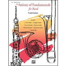 Alfred The Artistry of Fundamentals for Band Mallet Percussion