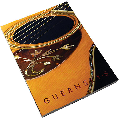 Guernsey's The Artistry of the Guitar Book thumbnail