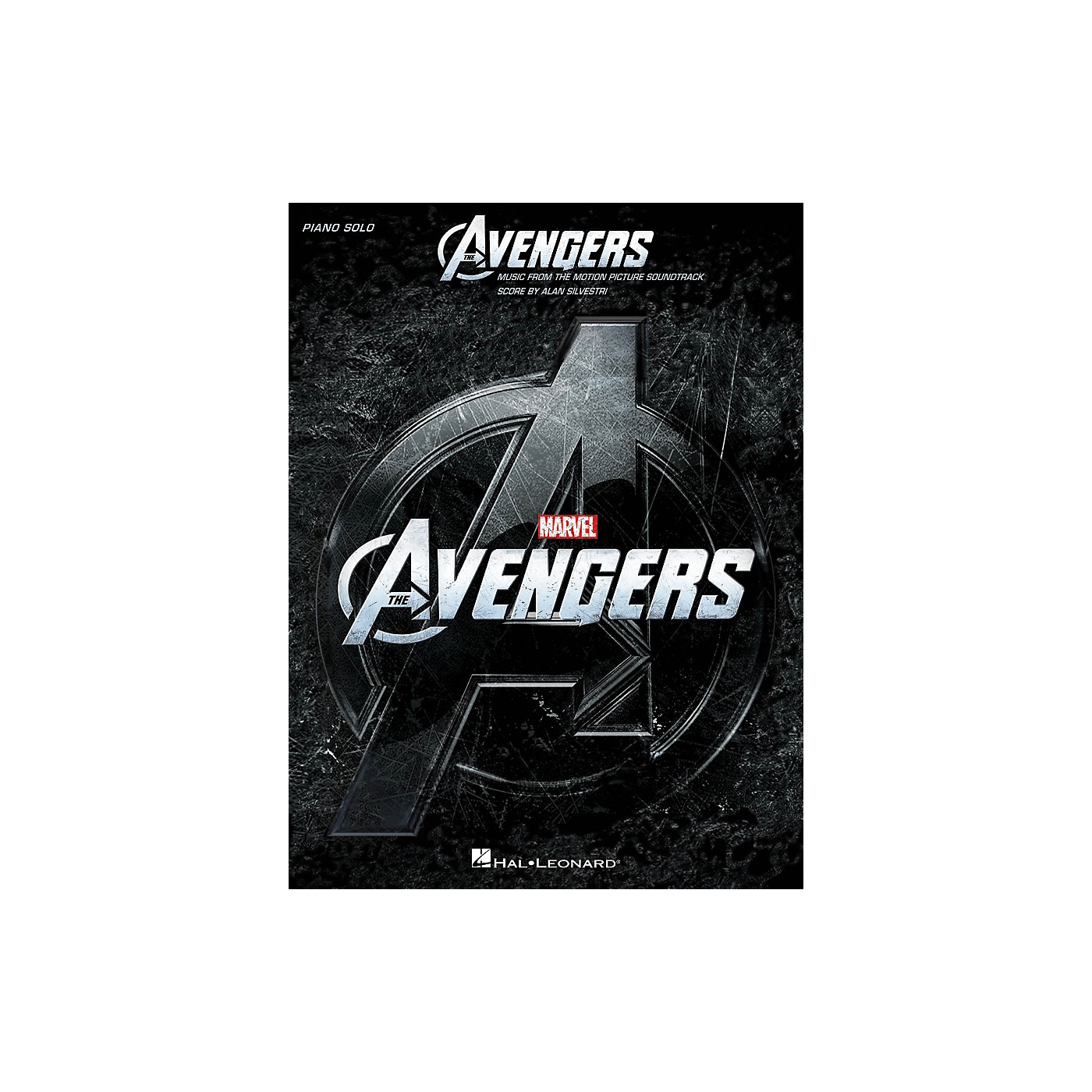 Hal Leonard The Avengers - Music From The Motion Picture Soundtrack For Piano Solo thumbnail