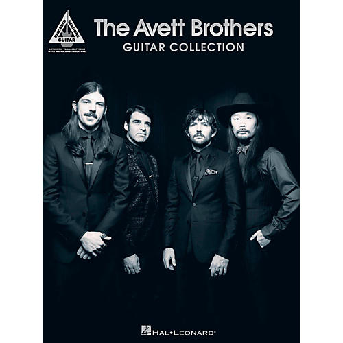 Hal Leonard The Avett Brothers Guitar Collection Guitar Tab Songbook thumbnail