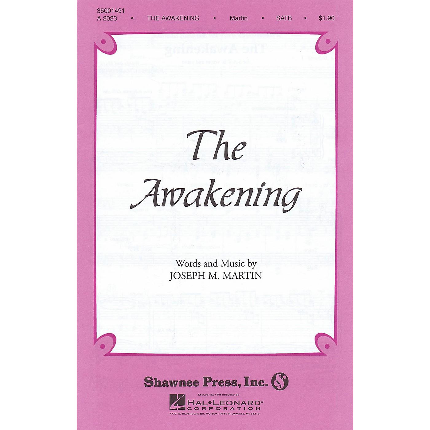 Shawnee Press The Awakening Orchestra Composed by Joseph M. Martin thumbnail