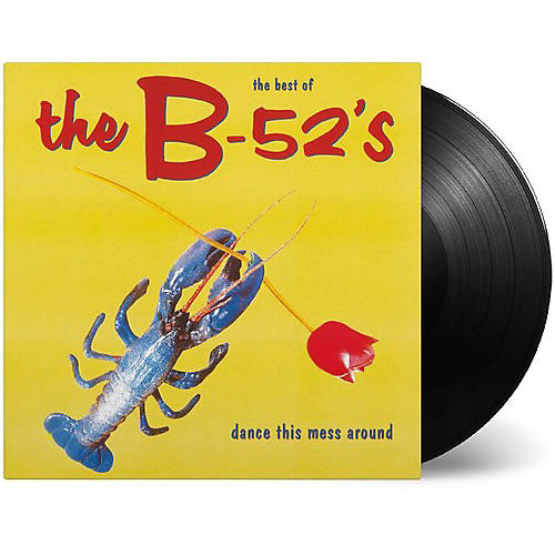 Alliance The B-52's - Dance This Mess Around: The Best of thumbnail