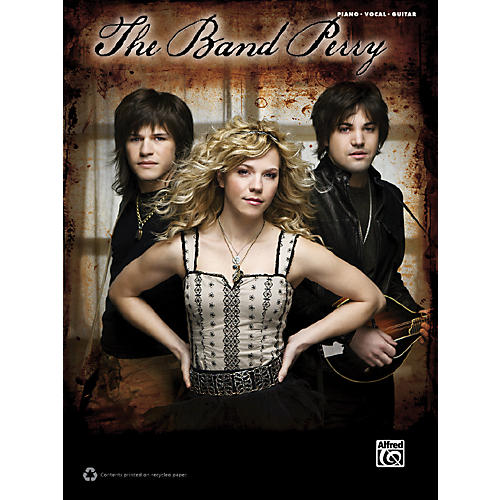 Alfred The Band Perry - Piano/Vocal/Guitar Book thumbnail