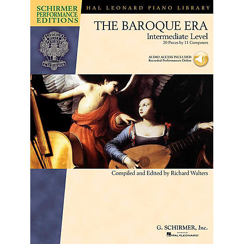 G. Schirmer The Baroque Era - Intermediate Level - Schirmer Performance Editions Book Online Audio Access thumbnail