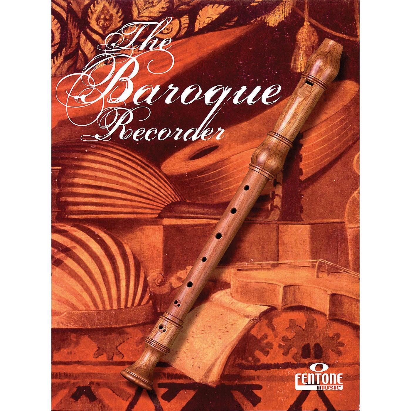 Fentone The Baroque Recorder Fentone Instrumental Books Series thumbnail
