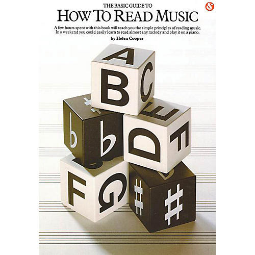 Music Sales The Basic Guide to How to Read Music Music Sales America Series Softcover Written by Helen Cooper thumbnail