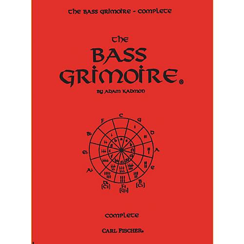 Carl Fischer The Bass Grimoire thumbnail