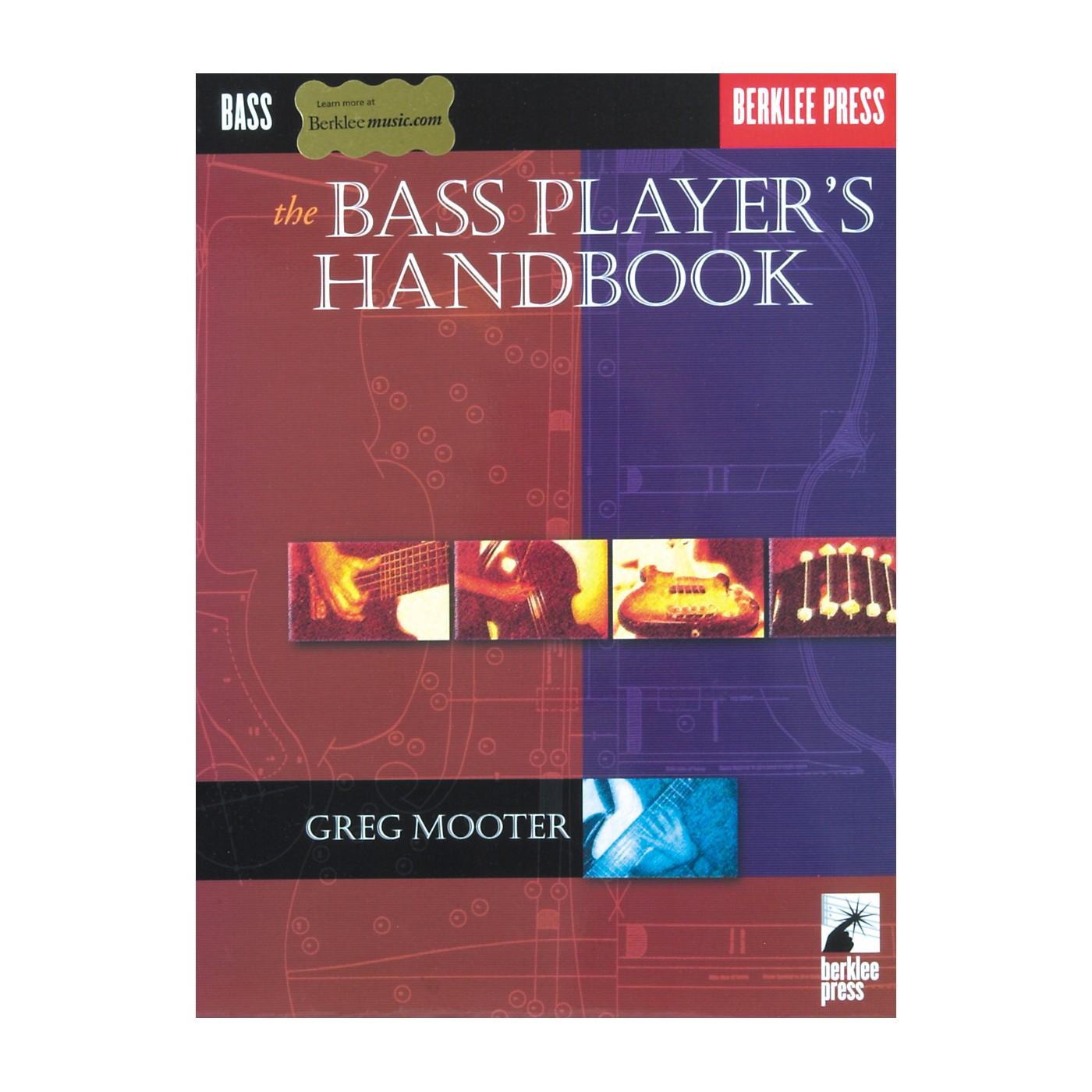 Berklee Press The Bass Player's Handbook (Book) thumbnail