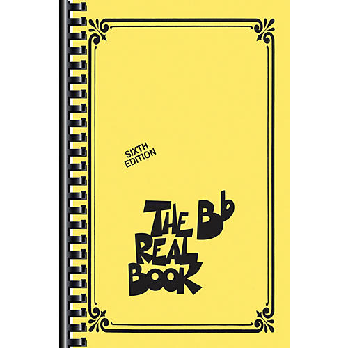 Hal Leonard The Bb Real Book - Sixth Edition (Mini Size) thumbnail