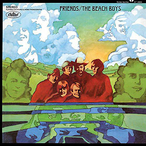 Alliance The Beach Boys - Friends thumbnail