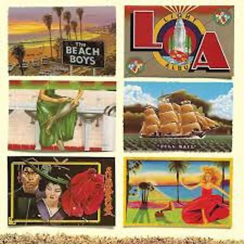 Alliance The Beach Boys - L.A. (Light Album)(L thumbnail