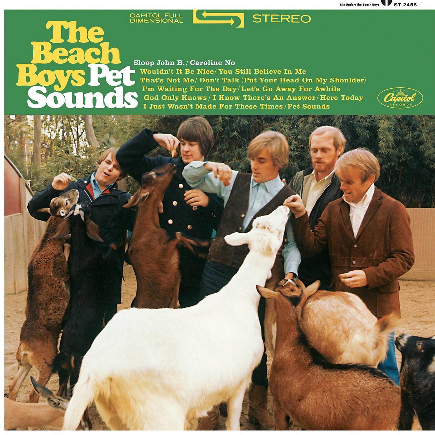 Universal Music Group The Beach Boys - Pet Sounds [LP] thumbnail