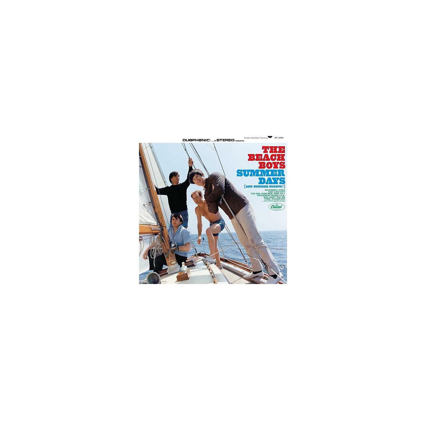 Alliance The Beach Boys - Summer Days & Summer Nights thumbnail