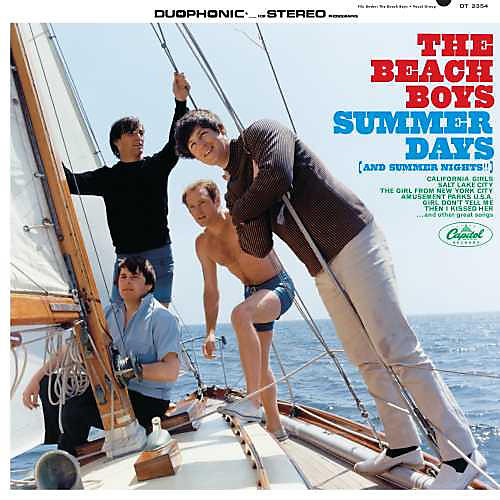 Alliance The Beach Boys - Summer Days & Summer Nights thumbnail