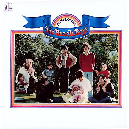Alliance The Beach Boys - Sunflower thumbnail