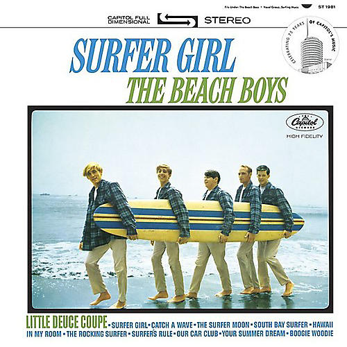 Alliance The Beach Boys - Surfer Girl thumbnail