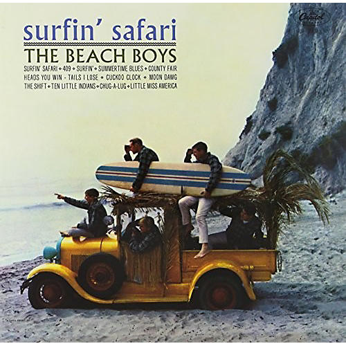 Alliance The Beach Boys - Surfin' Safari thumbnail