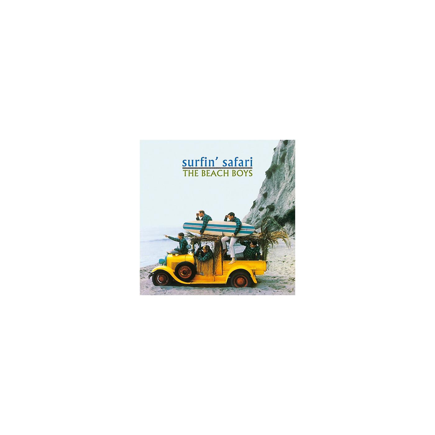 Alliance The Beach Boys - Surfin' Safari thumbnail