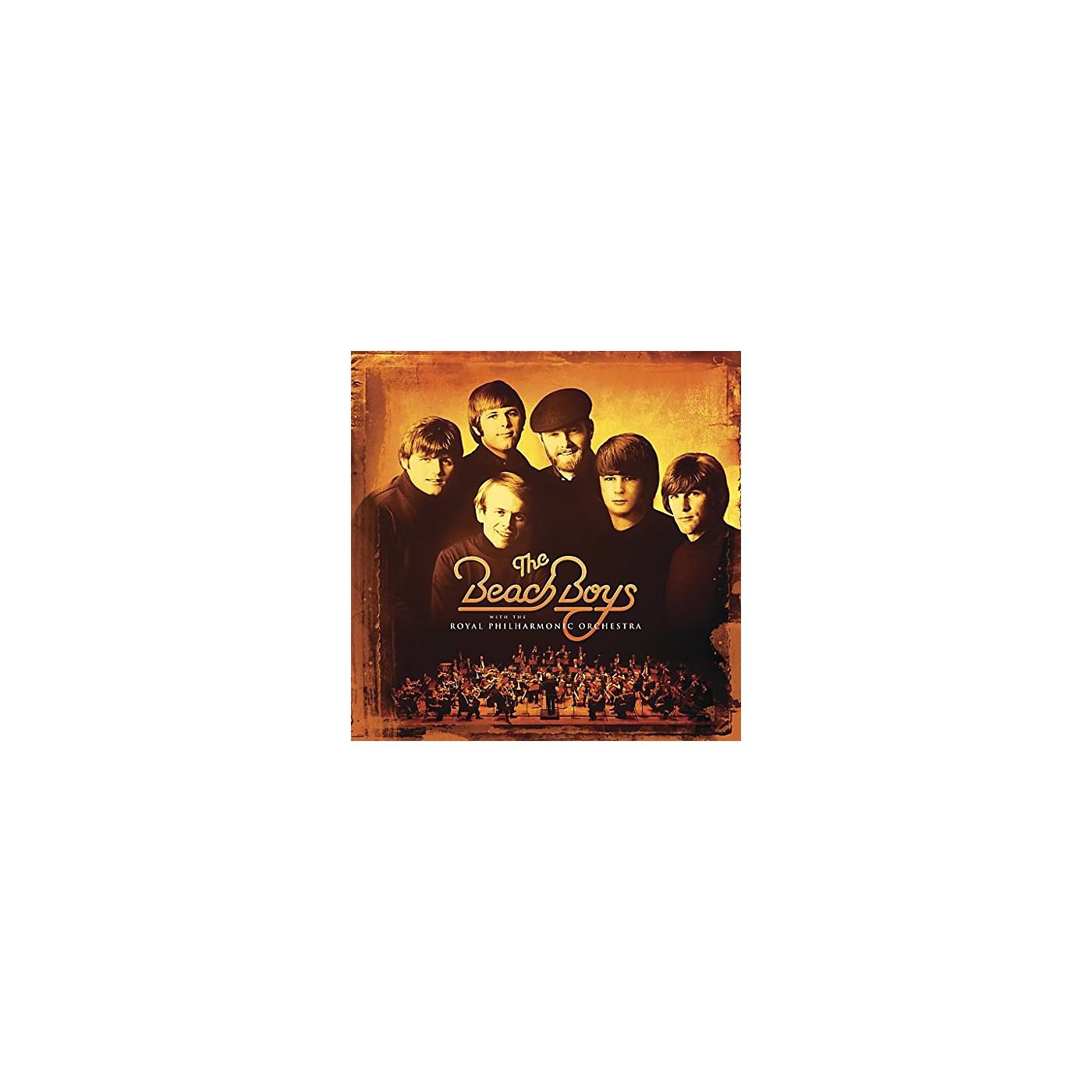 Alliance The Beach Boys - The Beach Boys With The Royal Philharmonic Orchestra (CD) thumbnail