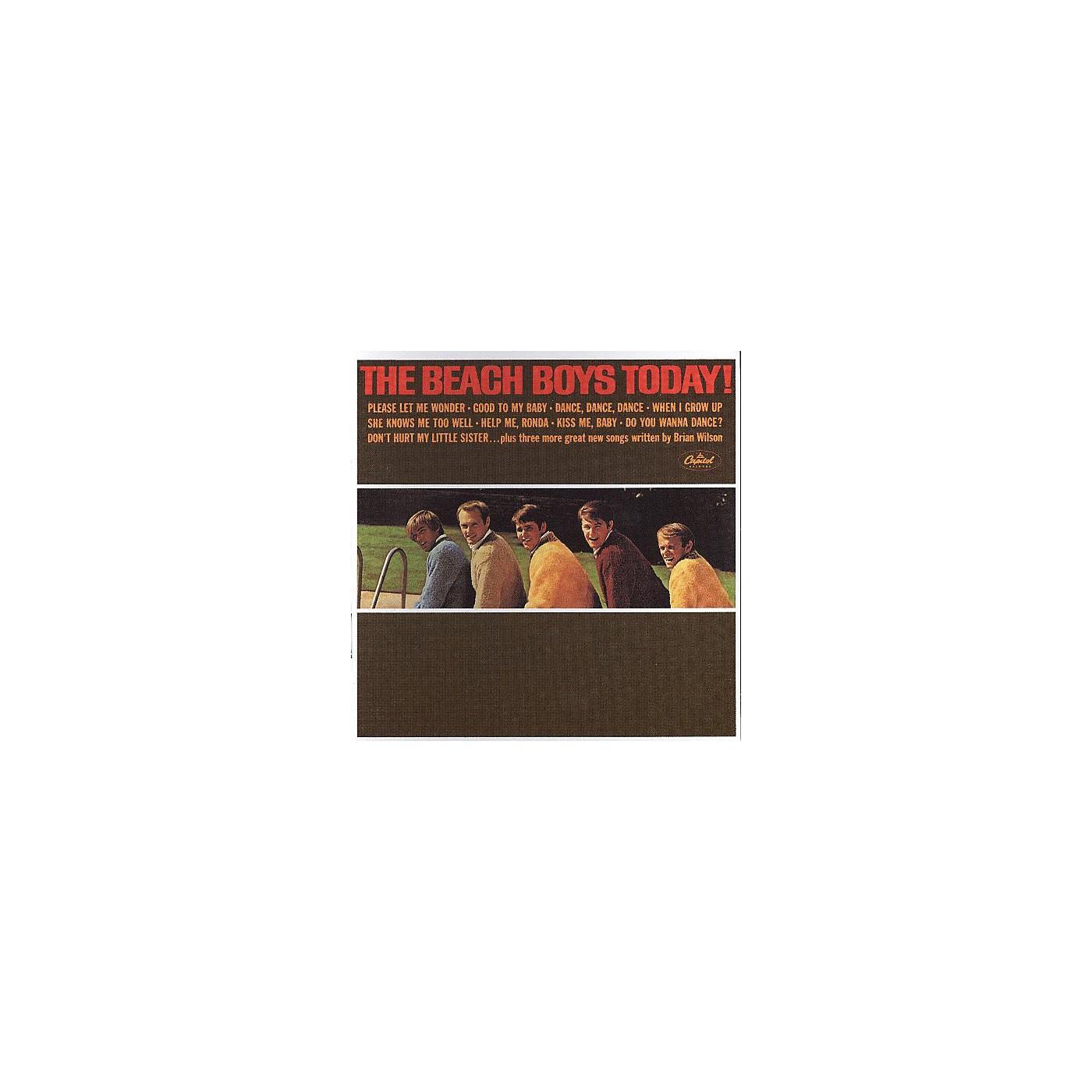 Alliance The Beach Boys - Today thumbnail