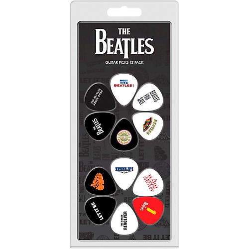 Perri's The Beatles - 12-Pack Guitar Picks thumbnail
