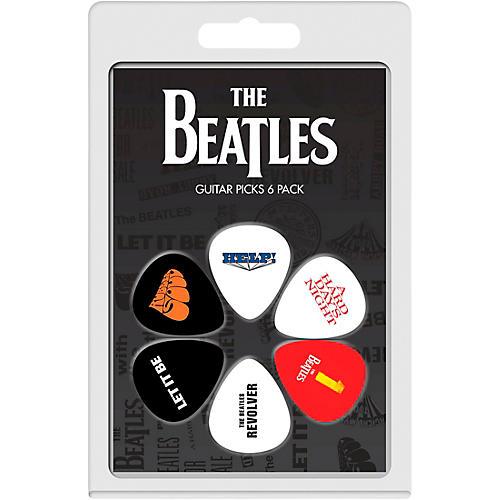 Perri's The Beatles - 6-Pack Guitar Picks thumbnail