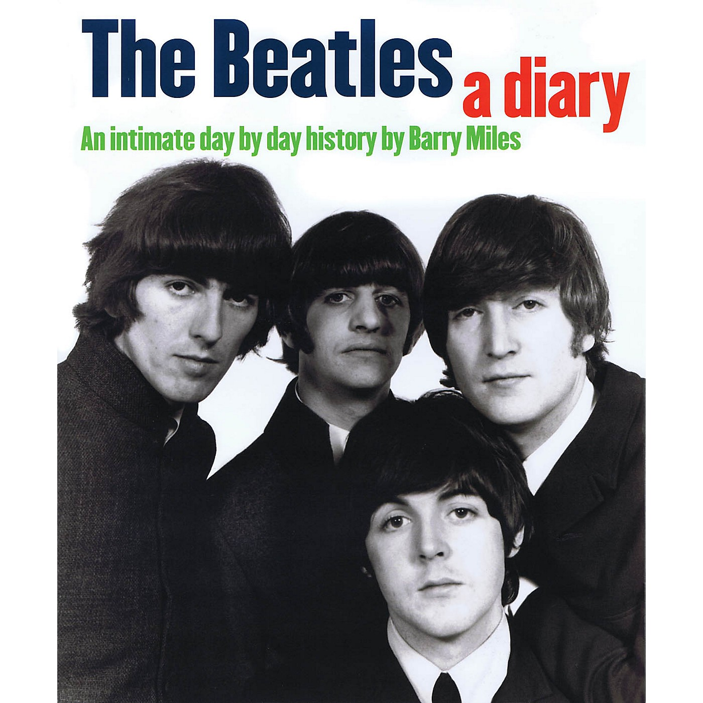 Omnibus The Beatles - A Diary (An Intimate Day by Day History) Omnibus Press Series Softcover thumbnail