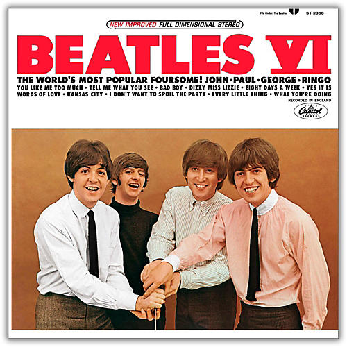 Universal Music Group The Beatles / Beatles VI [Mini LP Replica] thumbnail