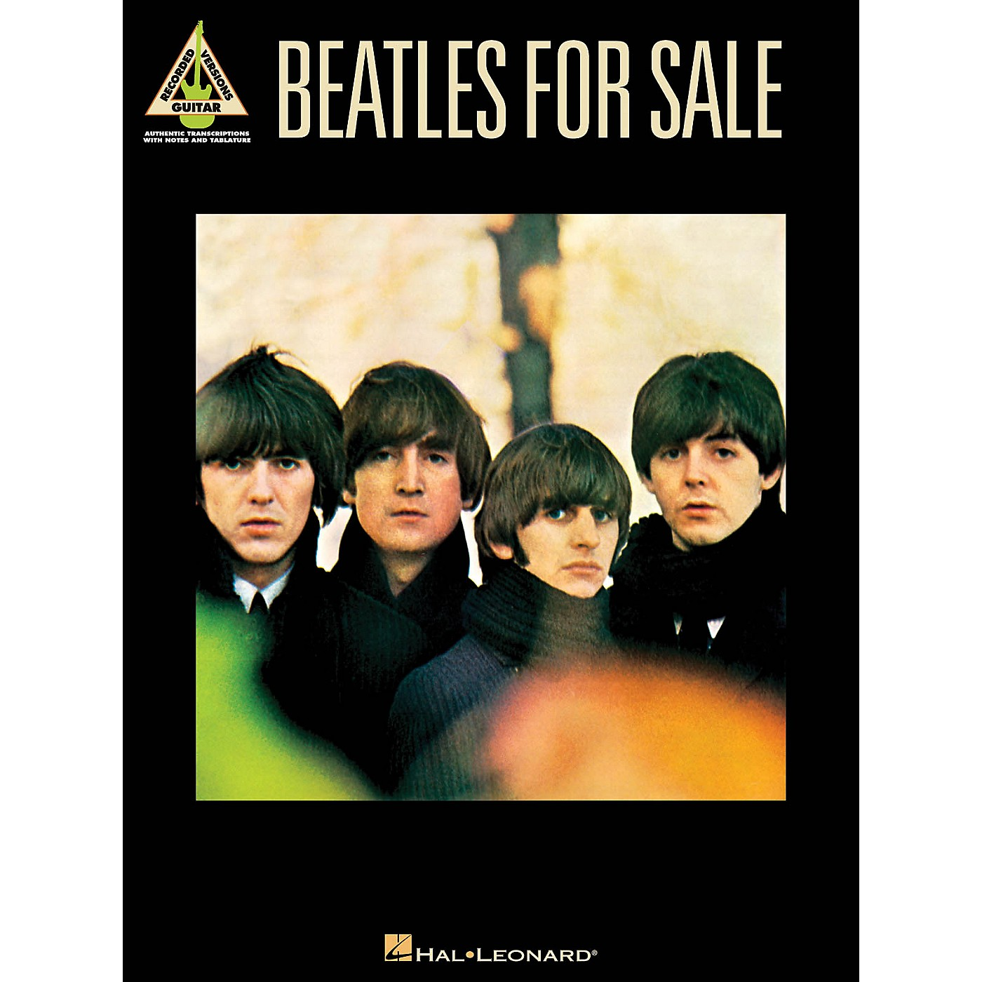 Hal Leonard The Beatles - Beatles for Sale Guitar Recorded Version Series Softcover Performed by The Beatles thumbnail