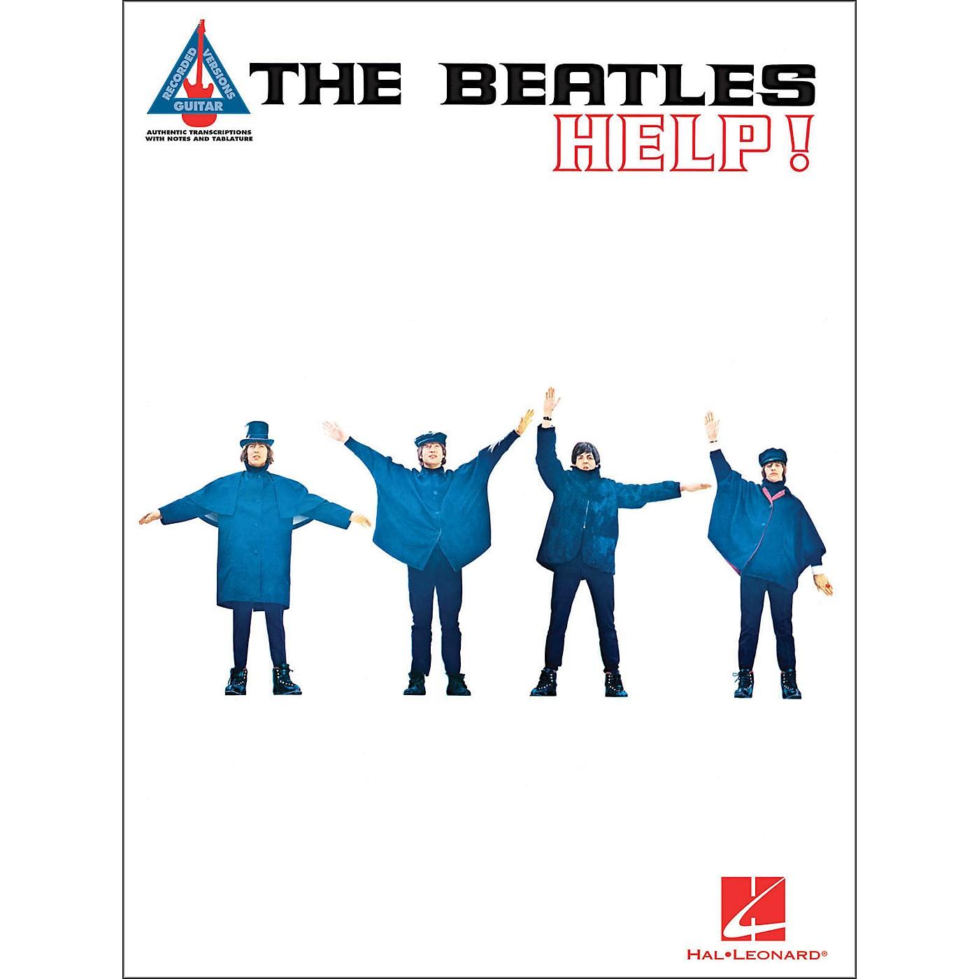 Hal Leonard The Beatles - Help Guitar Tab Songbook thumbnail