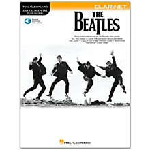 Hal Leonard The Beatles - Instrumental Play-Along Series Clarinet Book/Audio Online