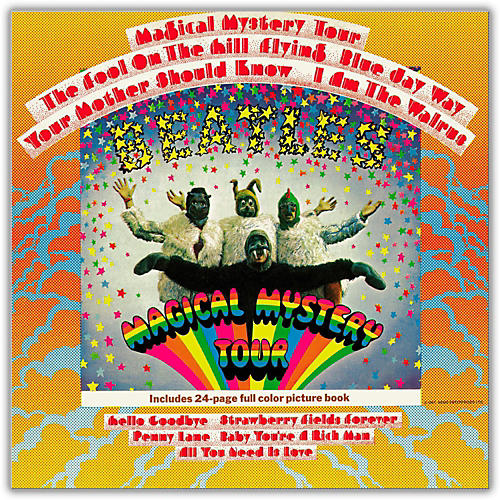 Universal Music Group The Beatles - Magical Mystery Tour Vinyl LP thumbnail