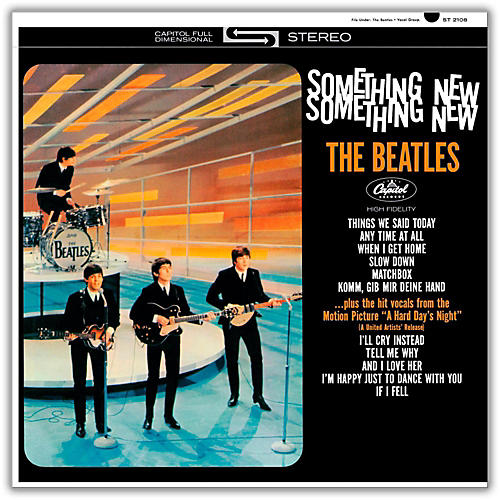 Universal Music Group The Beatles / Something New [Mini LP Replica] thumbnail
