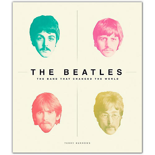 Hal Leonard The Beatles - The Band That Changed The World thumbnail