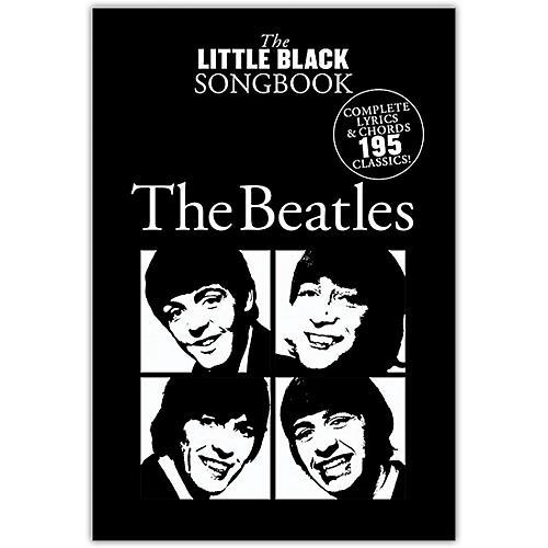 Hal Leonard The Beatles - The Little Black Songbook thumbnail